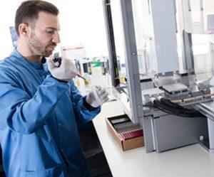 Researcher Genomics lr