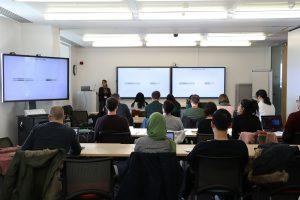 Attendees at the January 2019 Partek Flow Workshop