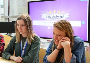 Inspiring future scientists at the Evelina Hospital School