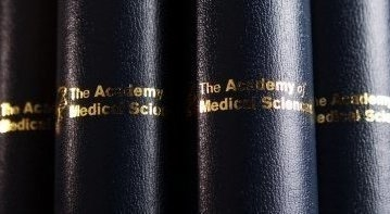 Image of the academy of medical science books