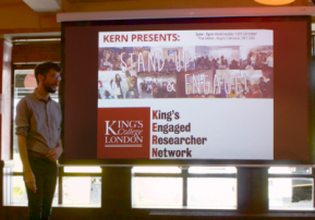 King's Engaged Researcher Network host inaugural event