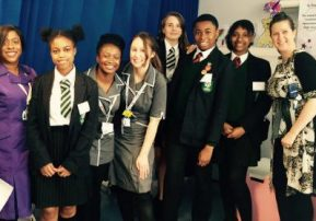 Next generation of scientists help celebrate research
