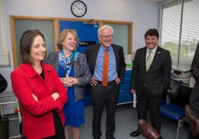 House of Commons Science and Technology Select Committee visits our Clinical Research Facility