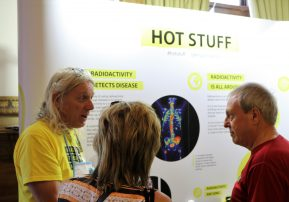 Hot Stuff at Summer Science Exhibition
