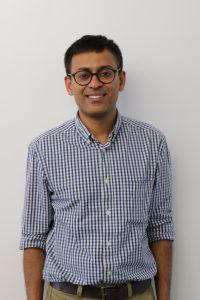 Dr Manu Shankar-Hari, Reader in Critical Care Medicine