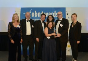 Our immunotherapy researchers triumph at life sciences awards
