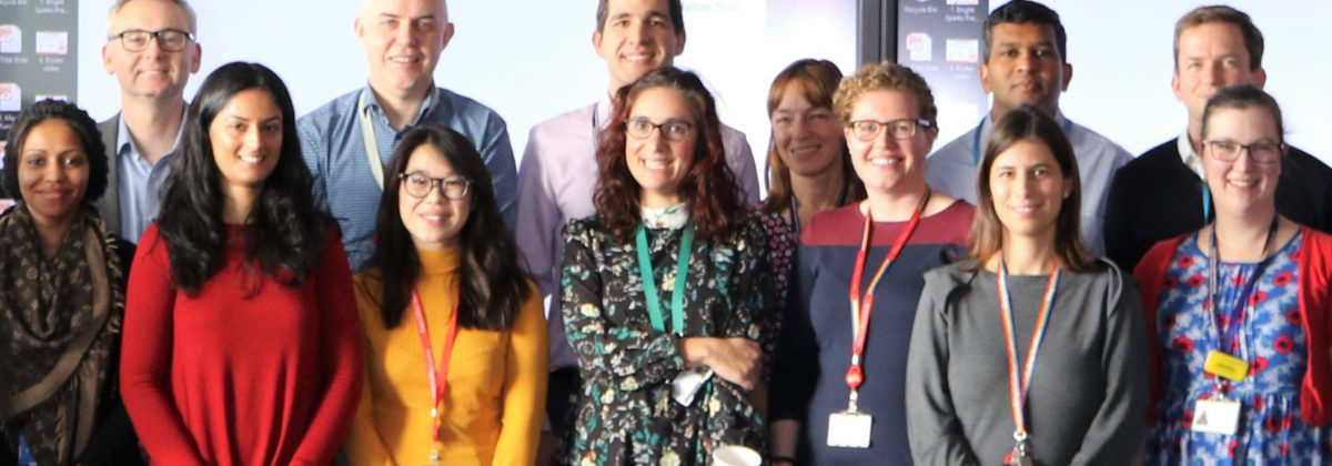 delegates at our bright sparks symposium November 2018