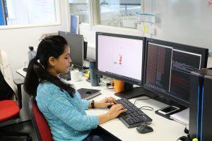 Shichina, a Senior Bioinformatician. in the Genomics Research Platform