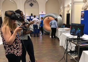 New technology on show at 2019 clinical trial celebrations