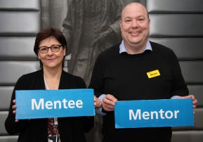 My experience of reverse mentoring