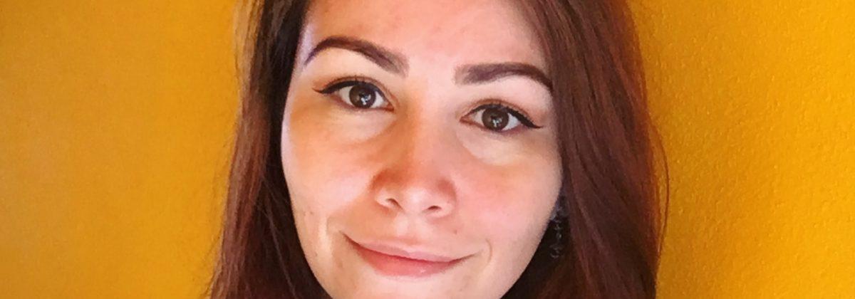 Headshot of Dr Flavia Flaviani