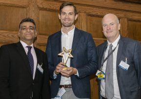BRC research wins impact award