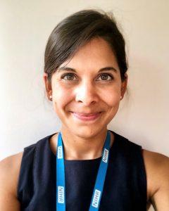 Clinical Training Fellow Dr Rebecca D'Cruz