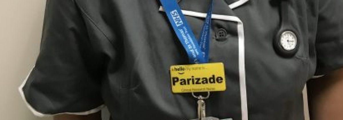 Parizade Raymode