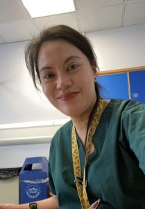 Clinical Research Practitioner Kathrine Hilario